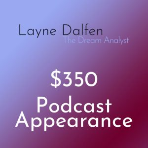 $350 Podcast Appearance